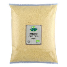 Organic White Cous Cous / Couscous 1kg Certified Organic