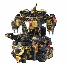 Bandai Mighty Morphin Power Rangers LEGACY TITANUS Black Megazord NEW IN STOCK