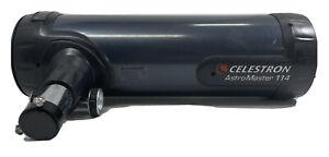 CELESTRON Astromaster 114 EQ REFLECTOR TELESCOPE ONLY 31042