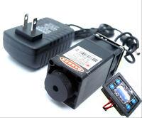 PWM/TTL 450nm 8W Focusable Blue Laser Module/engraver Engraving/Cutting