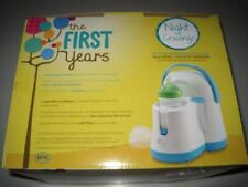 The First Years Night Cravings Bottle Warmer & Cooler Blue/White or Gray/White