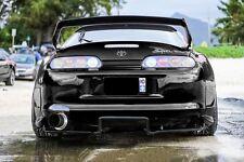 Toyota Supra MK4 IV Bumper Diffuser Undertray Aero Style Body kit Rear Diffusor