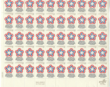 Scott #1432...8 Cent...American Revolution...Sheet of 50 Stamps