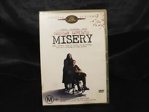 Stephen King's MISERY  SPECIAL EDITION  JAMES CAAN   KATHY BATES - PRE-OWNED  R4