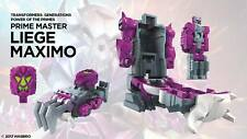 Transformers Power of the Primes Master Class Liege Maximo Skullgrin NEW