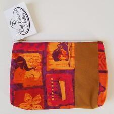 Trader Sam's Grog Grotto Disney Cast Costume Collection Cosmetics Bag Polynesian