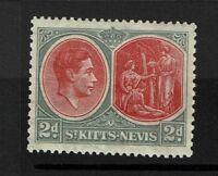 St. Kitts-Nevis SG# 71, Mint Lightly Hinged - Lot 082317