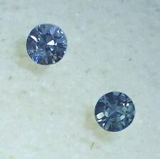 0.34 KT Ultra Raro Collezione Gemma Non Scaldato Violet-Blue Della Tanzania