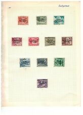 Lot 119 SWITZERLAND Early to 1970s Various Issues See Scans