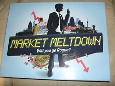 Market Meltdown Board Game-Will you go rogue.New calculator added