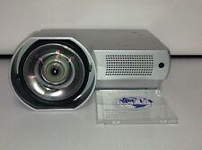 SANYO ULTRA SHORT THROW 2000 LUMENS PROJECTOR NEW LAMP HDMI