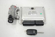 Audi a6 4b motorsteuergerät unidad de control bobina de lectura clave 2,5l TDI 110kw AKn