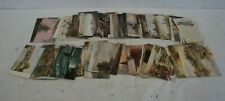 Huge Job Lot of Antique/Vintage Postcards -Mixed Conditions-