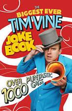 The Biggest Ever Tim Vine Joke Book by Tim Vine (Paperback, 2010)
