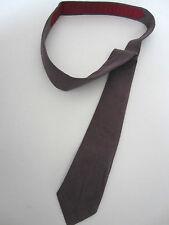 """Paul Smith MAUVE Cravate """"MAINLINE"""" 100% Coton 6cm Blade Décontracté cravate"""