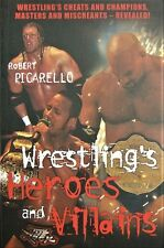 WWE - Wrestlings Heroes and Villains P/B 2001