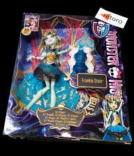 Monster high frankie stein dvd 2013 13 wishes wishes mattel new new