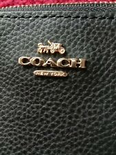 Authentic black Coach wallet new in great condition