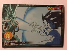Dragon Ball Z Skill Card Collection N63