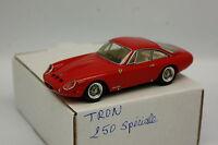 Tron Kit Monté 1/43 - Ferrari 250 Speciale Rouge