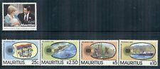 MAURITIUS 552-61 SG647-56 MNH 1982-83 2 sets Cat$4