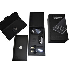 New Accessories Pack For Blackberry Keyone Silver Smartphone