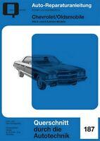 Chevrolet Corvette C3 Modelle 1967-82 Reparaturanleitung Handbuch Reparaturbuch