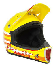 THE Thirty3 DOT Full Face Helmet Cube Yellow Large L (58-60cm) New - Retail $105