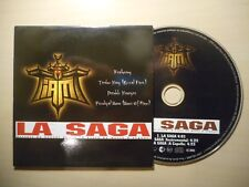 IAM ‎– La Saga [ CD SINGLE PROMO ]