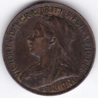 1896 Victoria Farthing***Collectors*** (2)