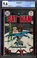 Batman # 263 CGC 9.6 Off-White to White (DC, 1975) Riddler appearance