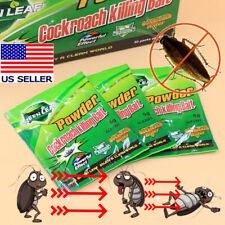 30 Effective Powder Cockroach Killing Bait Roach Killer Wonderful Insecticide