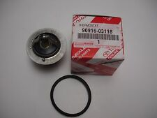 Toyota OEM Thermostat and Gasket for 1KD 2KD 1KZ Diesel 4Runner Land Cruiser