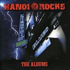 Lightning Bar Blues: The Albums 1981-1984 HANOI ROCKS 6 CD SET