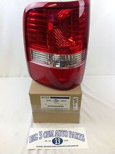 2005-2006 Ford F150 Left Driver Side Rear Tail Lamp Light new OEM 5L3Z-13405-CA