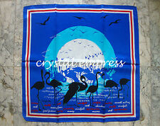 FENG SHUI - 100 BIRDS & EVIL EYE SCARF (JEALOUSY, WEALTH & GOOD HEALTH)