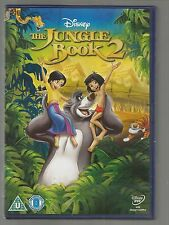 THE JUNGLE BOOK 2 - Disney - UK REGION 2 DVD