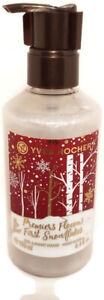 Yves Rocher First Snowflakes Liquid Hand Soap Dispenser Pump 6.7 oz 190 ml 2022