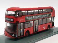 Arriva London Release the Kraken Bus Route 38 Victoria Corgi OM46624B New Routemaster LTZ 1192