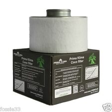 Prima-klima Carbon Filter 100mm 4 Inch 200/250 mh ( Limited Stock )