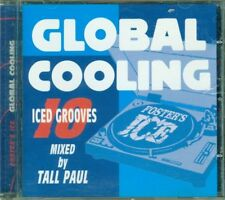 Foster'S Ice Global Cooling Iced Grooves 10 Mixed By Tall Paul Cd Perfetto