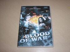 "DVD guerre,""BLOOD OF WAR,1941,l'enfer de la guerre"""