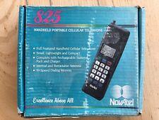 Vintage Cell Phone Novotel 825 Boxed DAMPS Brick Retro