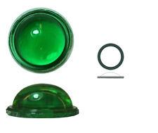 Stein für Odysseylampen, 1 Stk., rund, Ränder geschert, Ø ca. 17 mm, h ca. 7 mm