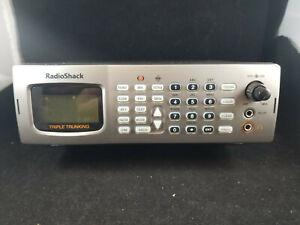 PRO-163 RADIOSHACK 1000 Channel Triple Trunking Analog Police/Fire/EMS Scanner