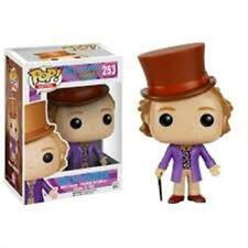 Funko - POP Movies: Willy Wonka - Willy Wonka Vinyl Action Figure New In Box