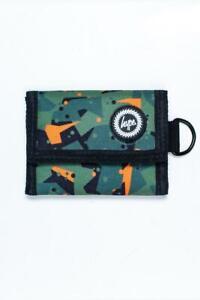 Hype Geo Camo Wallet Multi-Coloured
