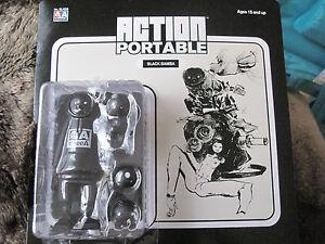 ThreeA Action Portable, Black Bamba Boss, 1/12th