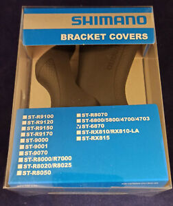 Y00S98060 Shimano Ultegra Di2 ST-6870 Brake Gear STI Rubber Covers Hoods