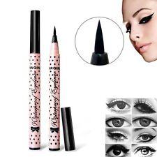 Black Beauty Waterproof Eyeliner Liquid Eye Liner Pen Pencil Makeup Cosmetic Hot